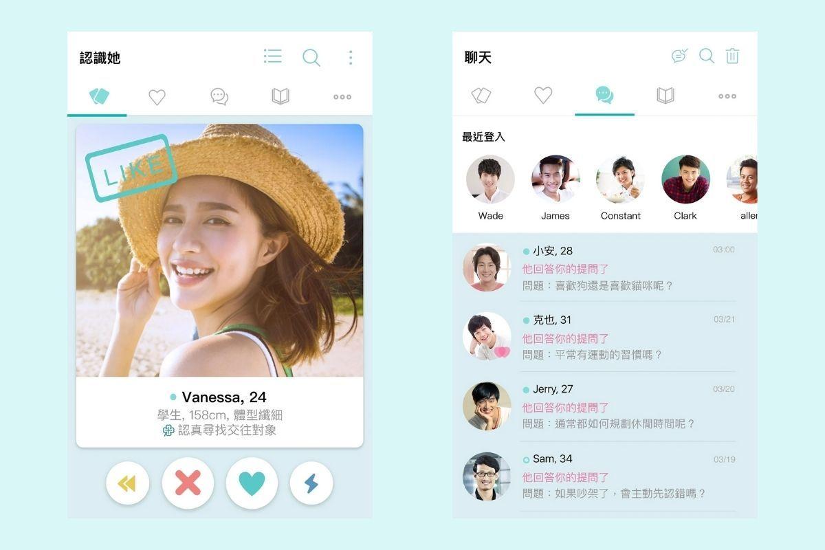 sweetring 交友app