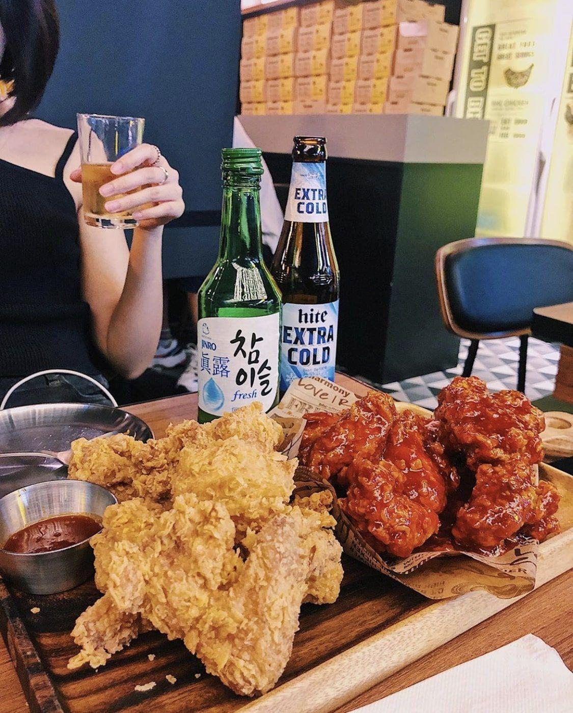 韓式炸雞bhc