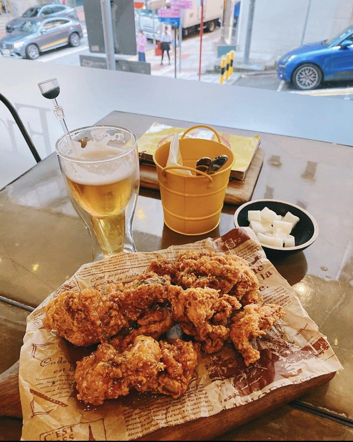 韓式炸雞redchicken