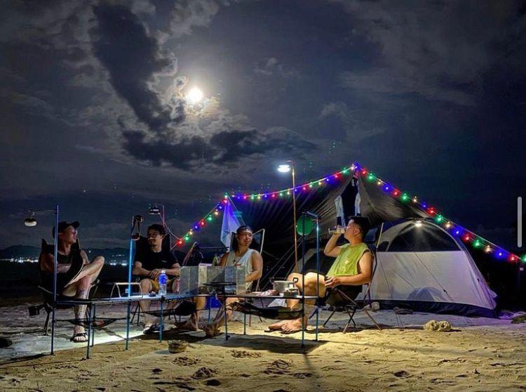東平洲露營