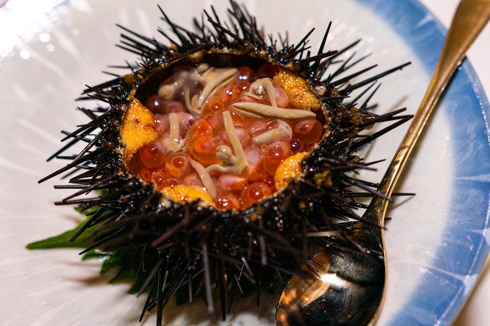 香港omakase鮨㐂