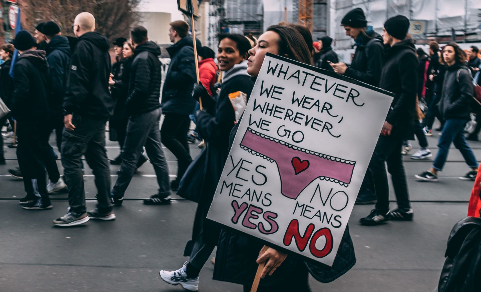 yes means yes, no means no