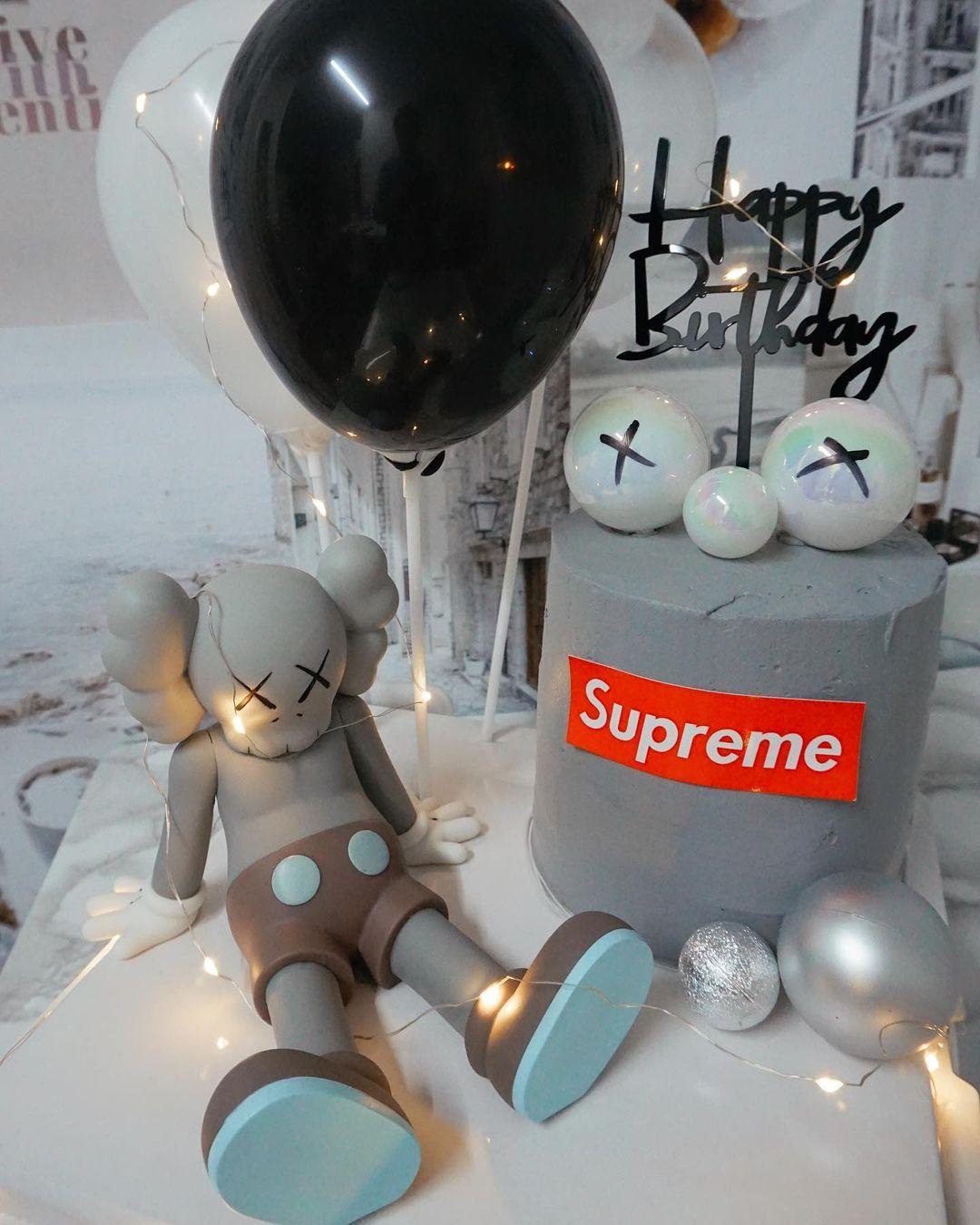 生日蛋糕cookingsiulam