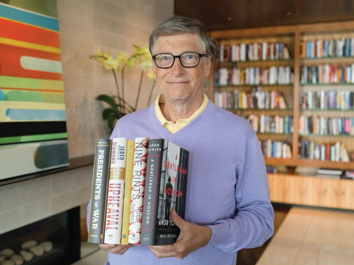 天蠍名人代表:Bill Gates(生日:10月28日)