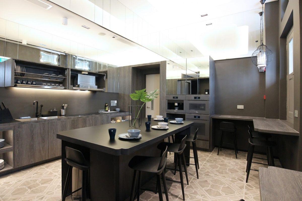 ST Signature Jalan Besar shared kitchen Cook Lab