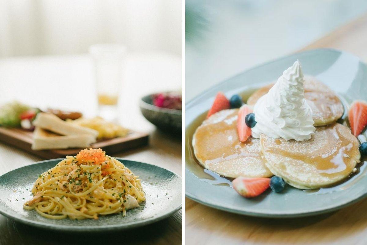 旺角cafe-90slazy-Cafe的鹹點、甜點和飲品一樣出色