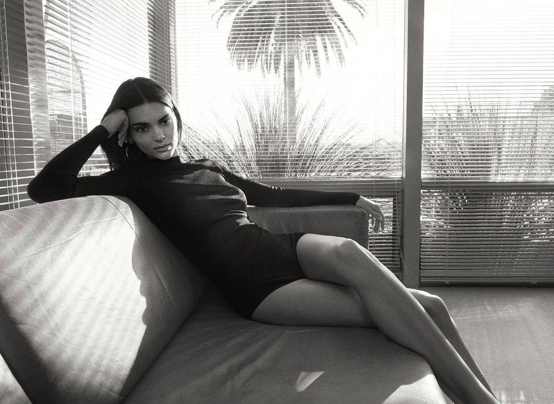 天蠍座名人代表:Kendall Jenner(生日:11月3日)