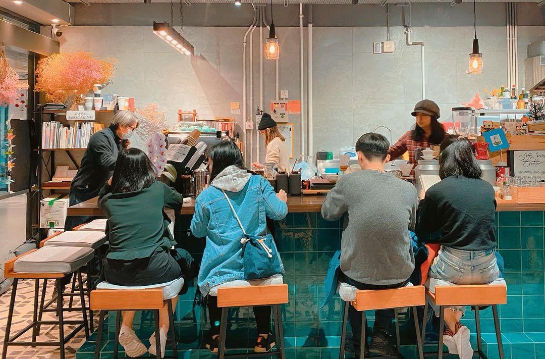 南豐紗廠 Retold cafe 環境